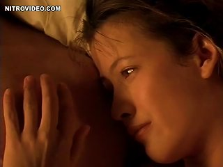 Beautiful Teen Sophie Marceau Crying After Her First