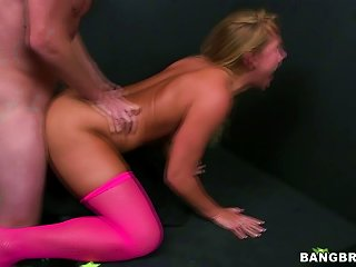 Carter Cruise Getting Fucked After Lap Dance