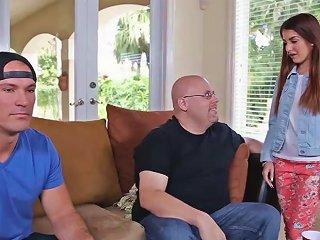 Horny Teen Sally Squirt Fuck With A Hot Neighbor Porn Videos