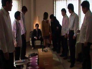 Japanese Schoolgirl In A Hot Sex Movie