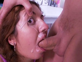 Sabrina Marie Obedient And Ready To Suck Like Whores