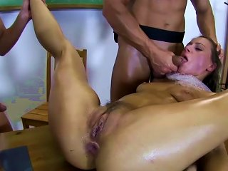 Nikky Thorn Banged In Fetish Porn