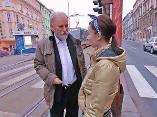 Old Crock Bangs Crumpet Porn Videos