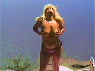 Some Old School Porn Video With A Busty Blond MILF