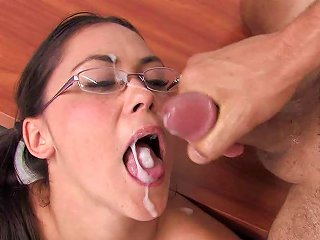 Nerdy Patient With Glasses Is Having Fuck With Her Doctor